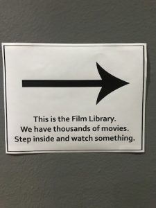 Cal Arts Film Library