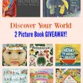 Discover Your World Picture Book GIVEAWAY!