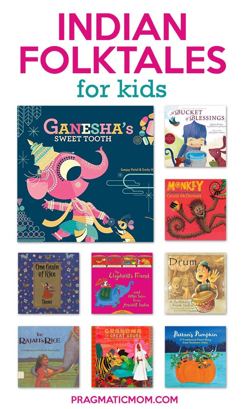 Indian Folktales for Kids