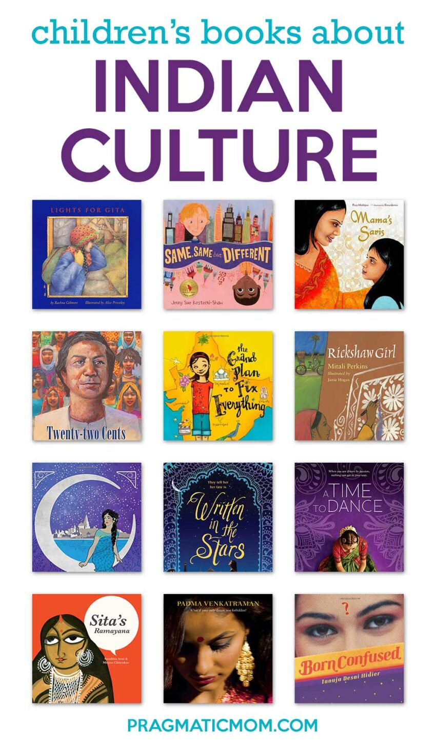 Children's Books about Indian Culture