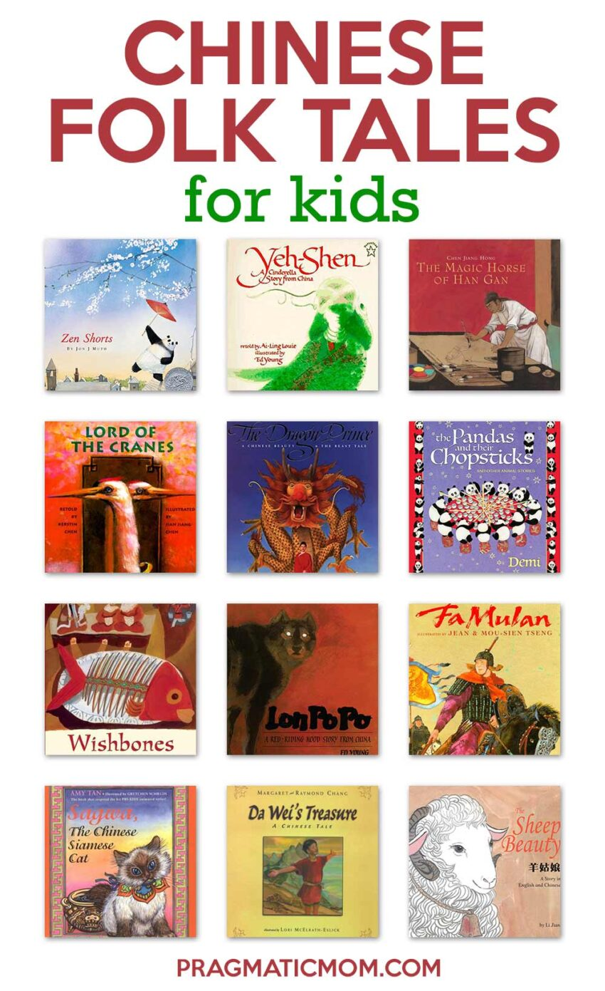 Chinese Folk Tales for Kids