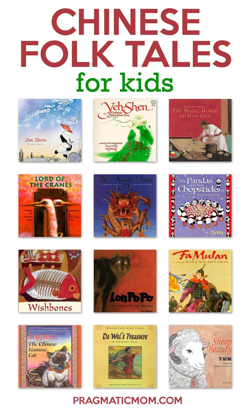 24 Wonderful Chinese Folk Tales For Kids Pragmatic Mom