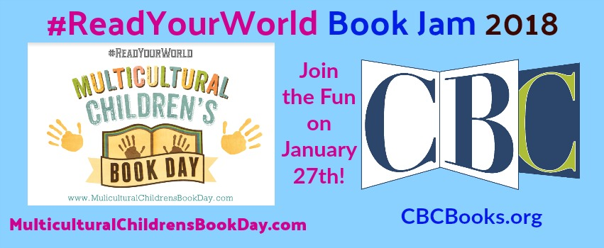 #ReadYourWorld Book Jam 2018
