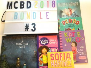 Book Bundle Prize for Q3