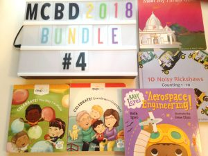 Book Bundle Prize for Q4