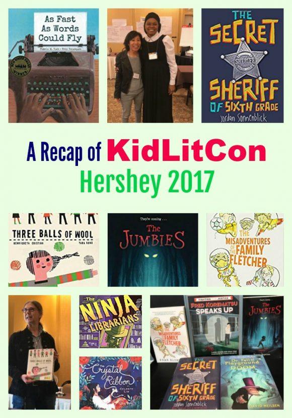 A Recap of KidLitCon Hershey 2017