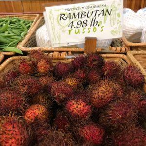 rambutan exotic fruit challenge