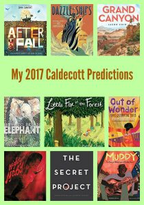 My 2017 Caldecott Predictions