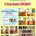 #ReadYourWorld Twitter Party: 13 Book Bundle GIVEAWAY!