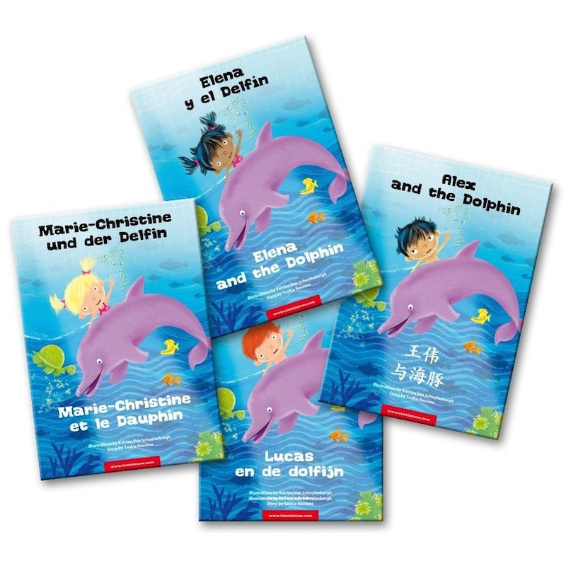 TimTimTom bilingual books