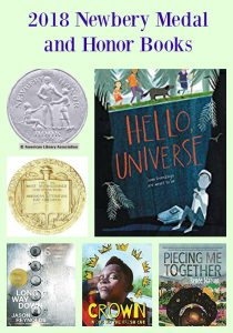 2018 Newbery Medal and Honor Books