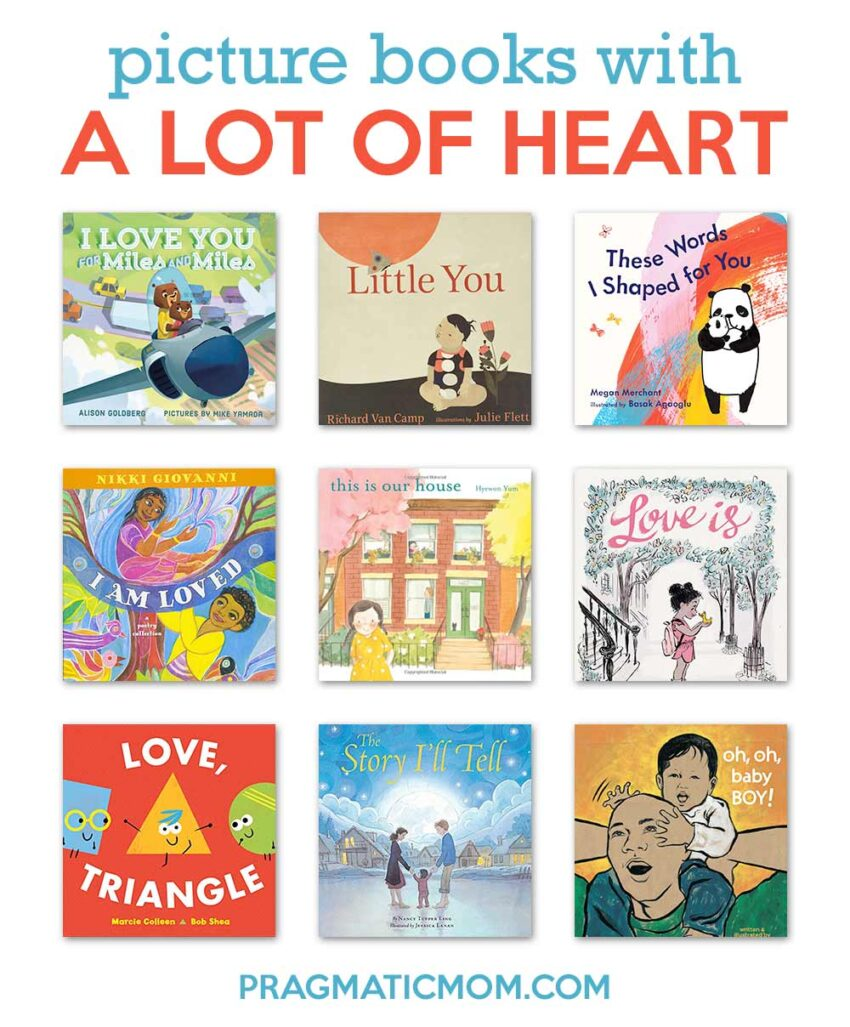 Picture Books With a Lot of Heart