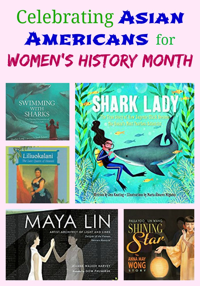 Celebrating Asian Americans for #WomensHistoryMonth