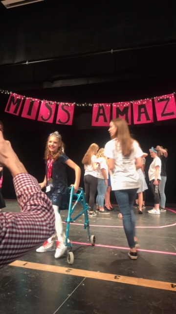 TeamImpact, Miss Amazing