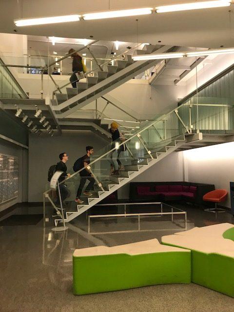 Our Visit to School of Art Institute of Chicago (SAIC)