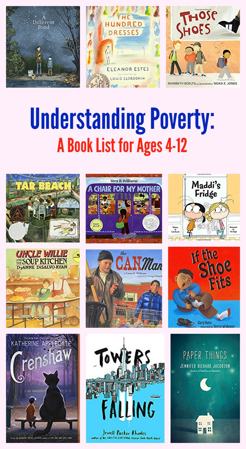 Understanding Poverty: A Book List for Ages 4-12