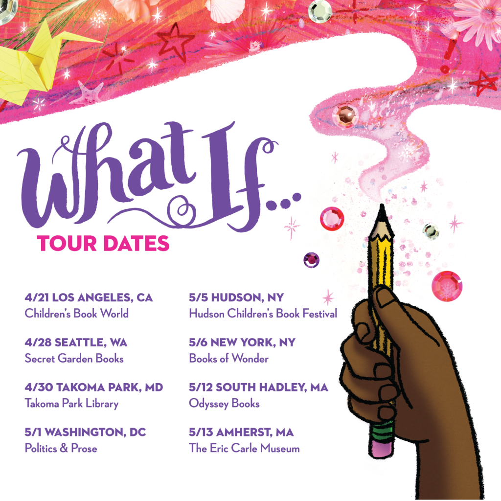 What If?... Blog Tour