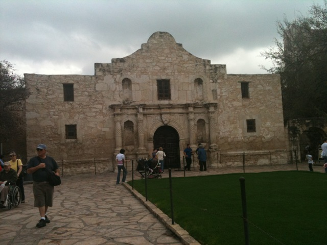 The Alamo, PragmaticMom