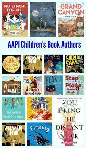 AAPI Children's Book Authors and Illustrators