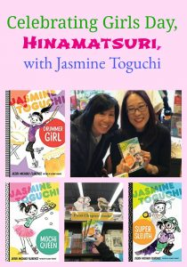 Celebrating Girls Day, Hinamatsuri, with Jasmine Toguchi