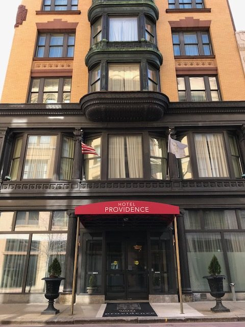 Hotel Providence KidLitCon 2019