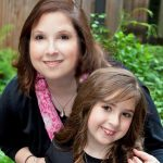 Mother and Daughter writing team, Sheryl and Carrie Berk