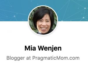 mia wenjen pragmaticmom linkedin