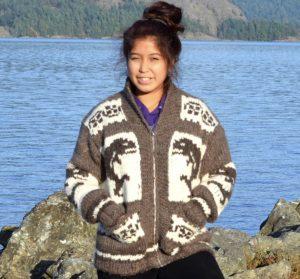 Cowichan Sweater from Coast Salish