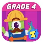 Grade 4 Math: Fun Kids Games