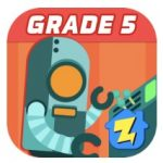 Grade 5 Math: Fun Kids Games