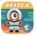 Grade 6 Math: Fun Kids Games