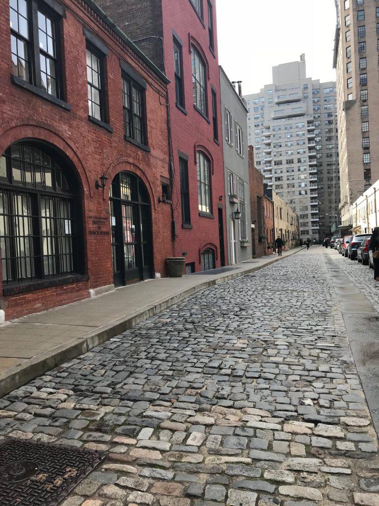NYU College Visit 2018