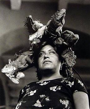 Graciela Iturbide photograph