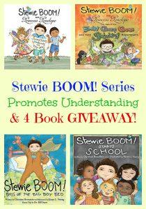 Stewie BOOM! Series Promotes Understanding