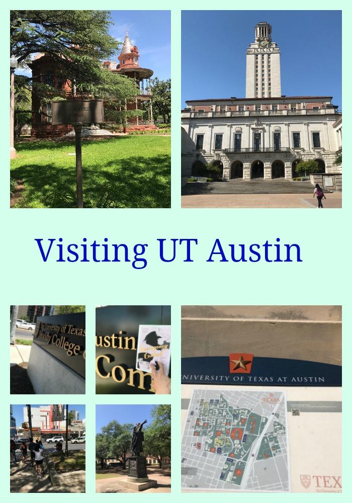Visiting UT Austin