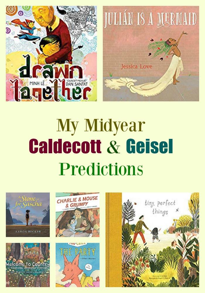 My Midyear Caldecott & Geisel Predictions