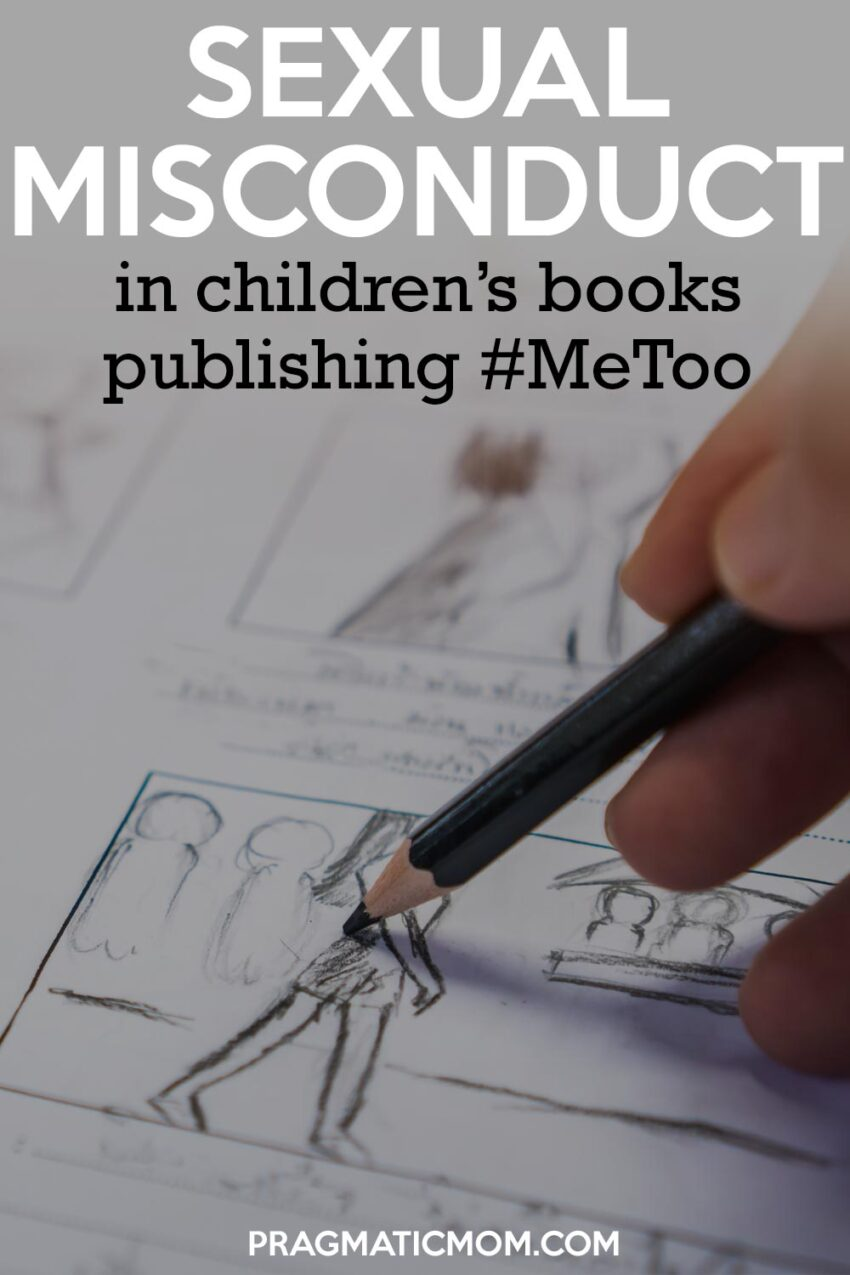 Sexual Misconduct in Children's Book Publishing #MeToo