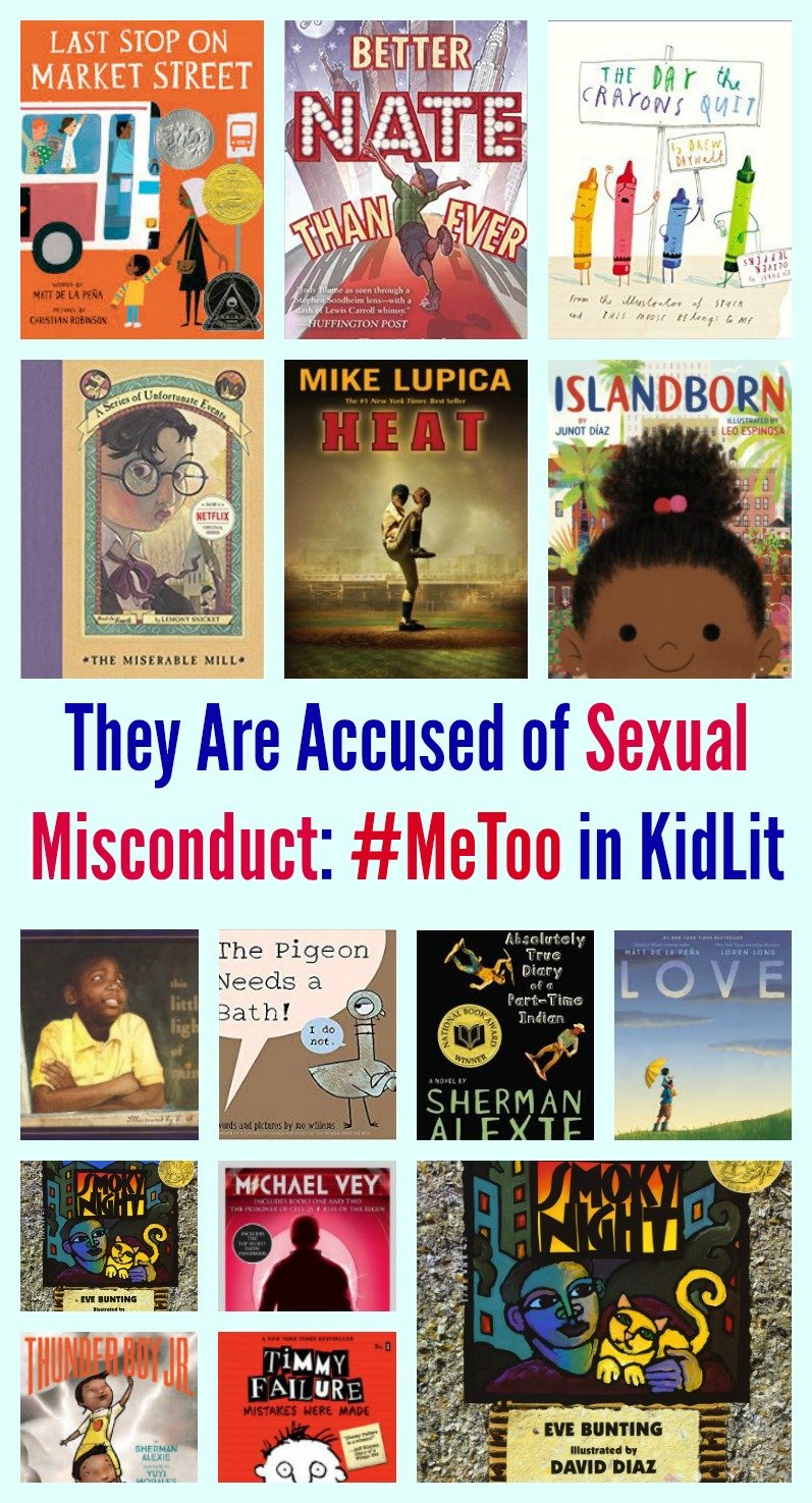 Sexual Misconduct in Children's Book Publishing
