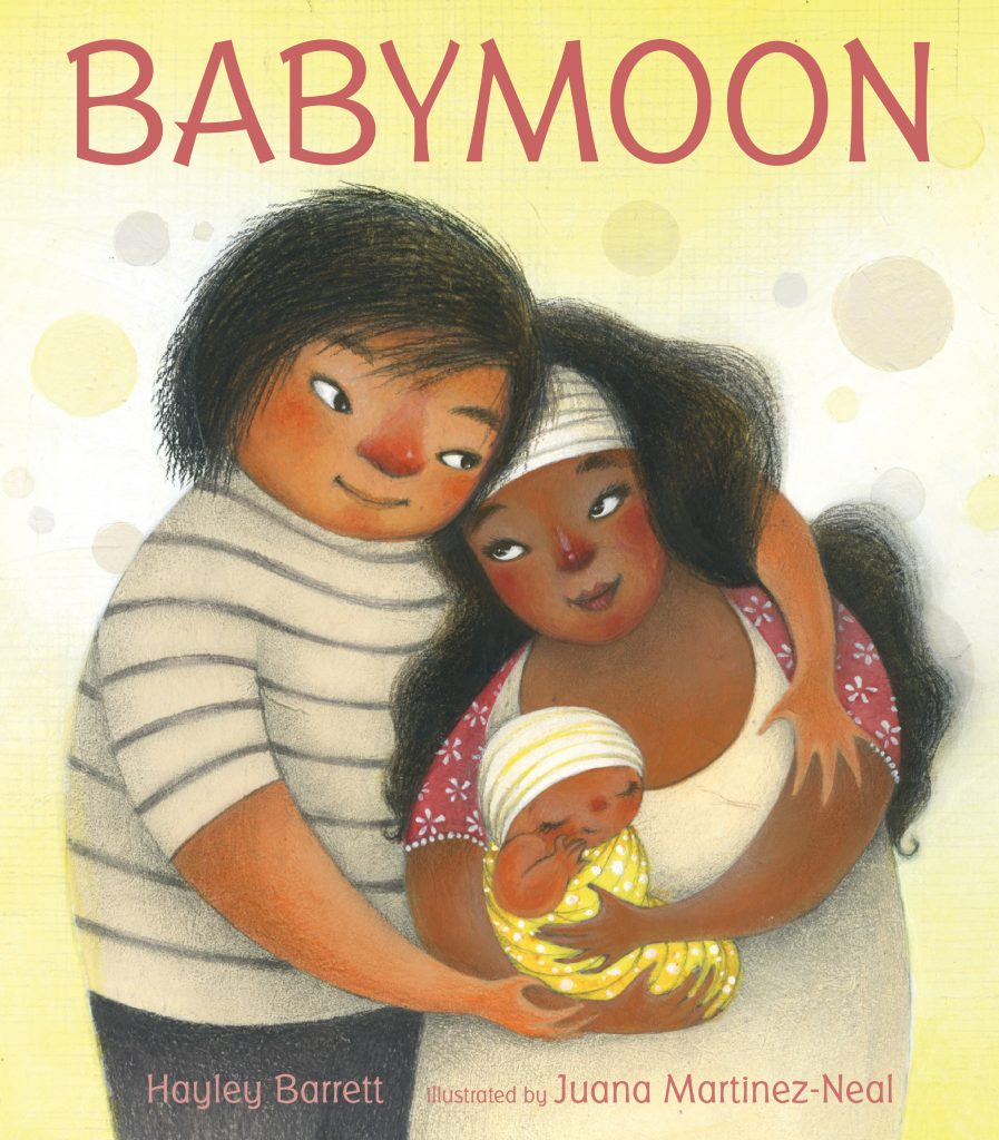 BABYMOON by Haley Barrett