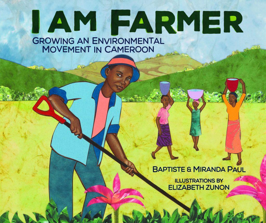 I am Farmer cover reveal