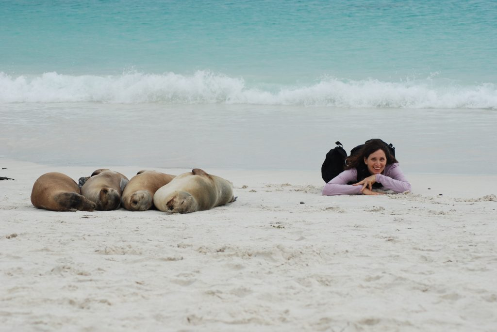 Galapagos Island Marsha Diane Arnold