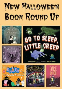 New Halloween Book Round Up