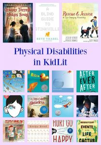 Physical Disabilities in KidLit