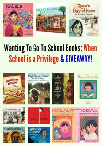 Wanting To Go To School Books for Kids