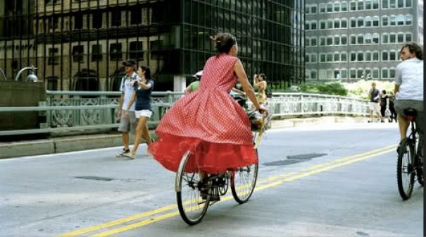 Bill Cunningham photograph