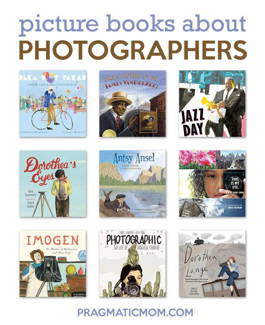 Picture Books About Photographers