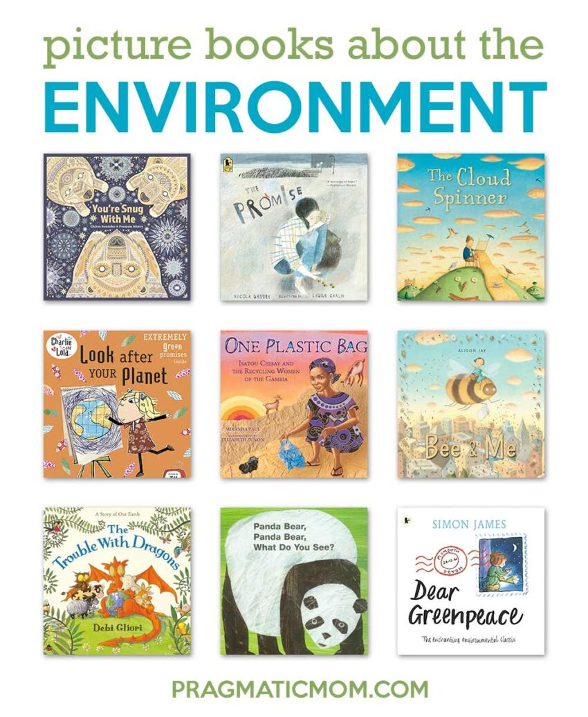 Picture Books about the Environment
