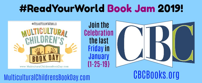 #ReadYourWorld Book Jam 2019