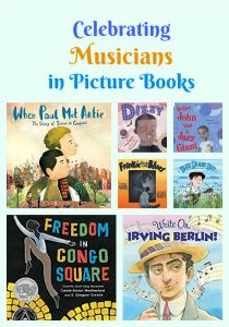 Celebrating Musicians in Picture Books