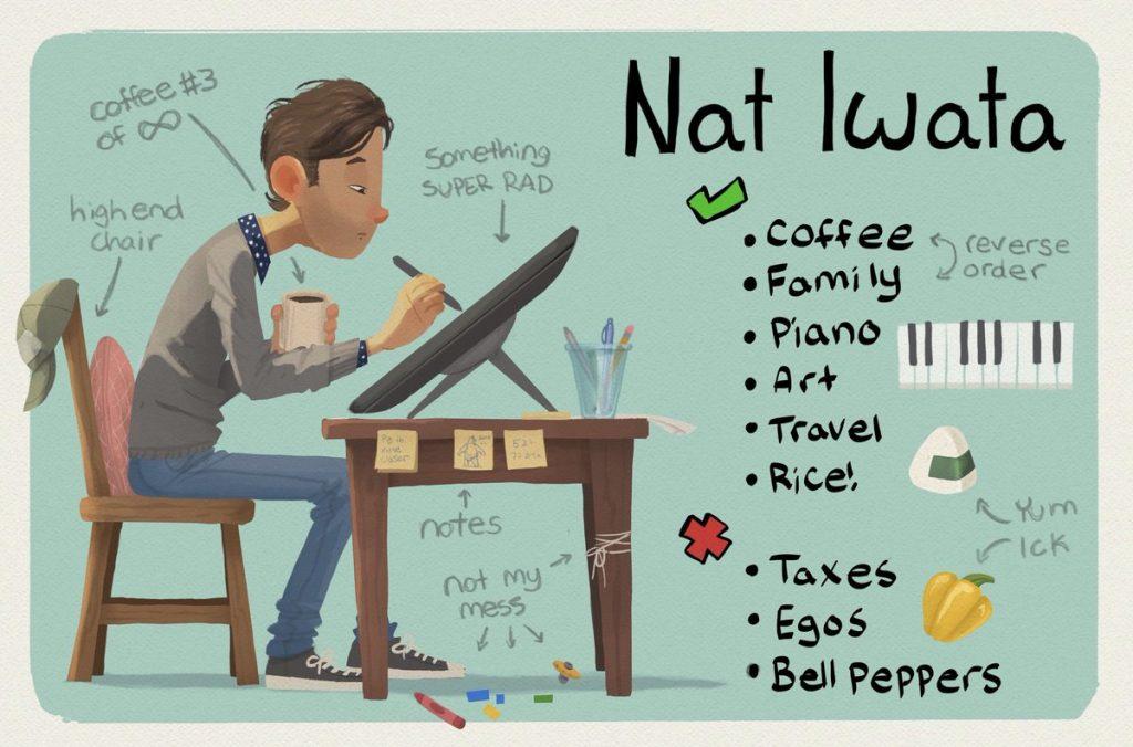 Nat Iwata